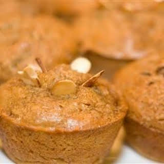 Lighter Banana Muffins.