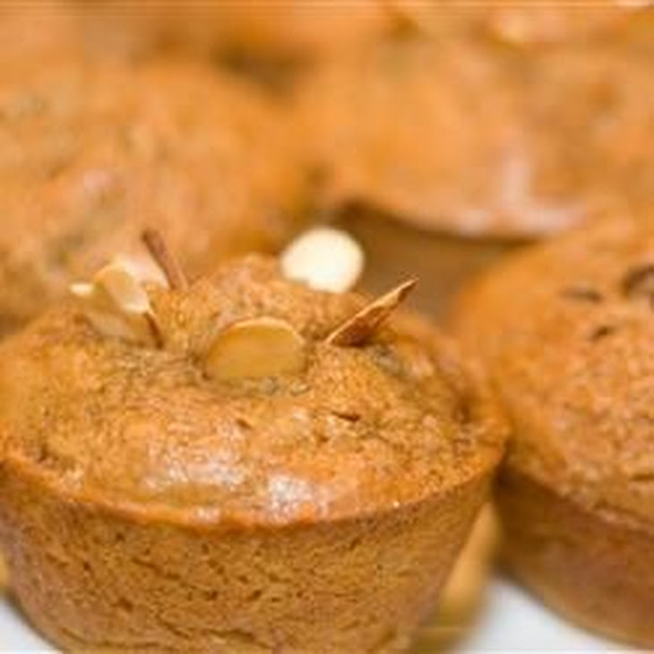 Lighter Banana Muffins Recipe