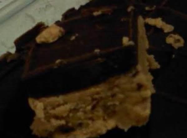 Chocolate Peanutbutter Fudge