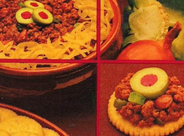 Fiesta Spread Recipe
