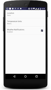 Weather Reporter screenshot 7