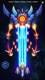 Galaxy Invaders: Alien Shooter MOD APK (Unlimited Money) 4