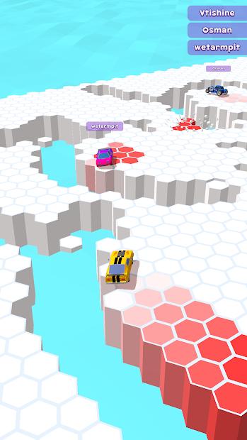 Race Arena - Fall Cars Android App Screenshot
