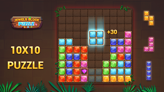 Block Puzzle – Jewels World 7