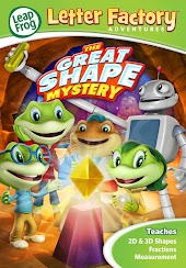 Leapfrog Letter Factory Adventures: Great Shape Mystery