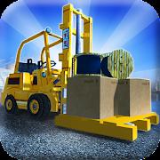Forklift Loader Simulator 3D