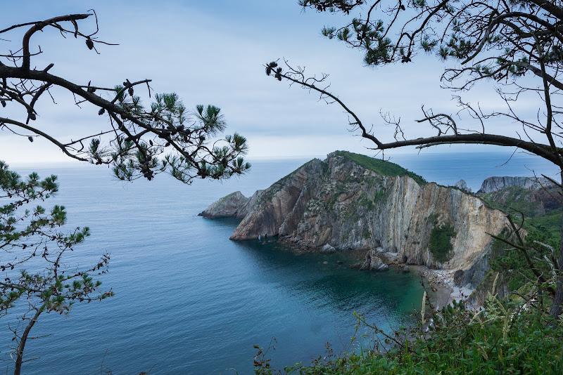 Playa do silencio Asturias di valvir1