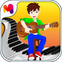 Musical Instrument For Kids icon
