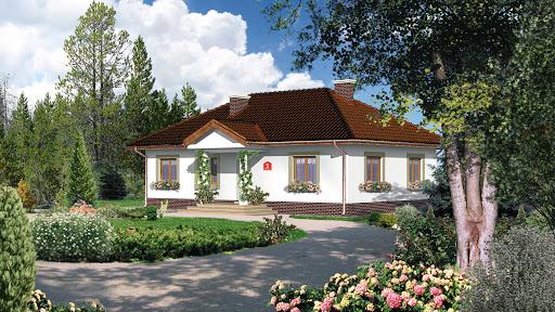 projekt Dom przy Klonowej