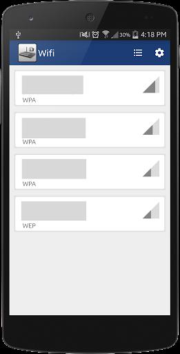 WIFI密碼
