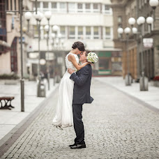 Wedding photographer Jan Zavadil (fotozavadil). Photo of 03.02.2018