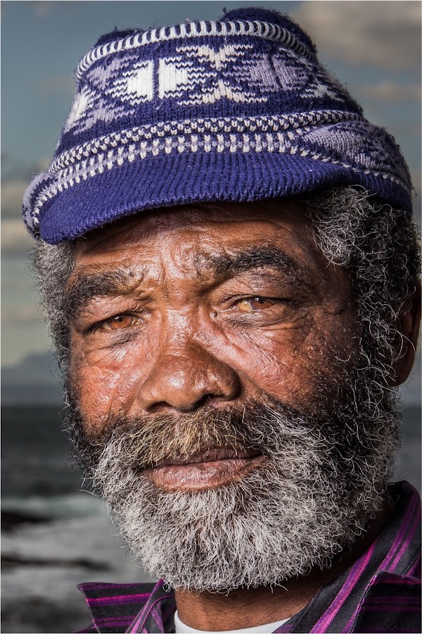 Wisdom by Brandon Mentoor - People Portraits of Men ( old man )