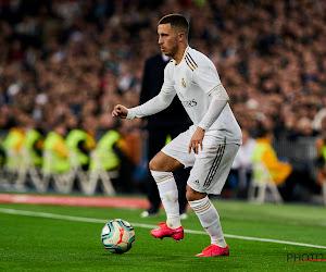 Eden Hazard flitst op training met hattrick en doet Realfans alvast dromen