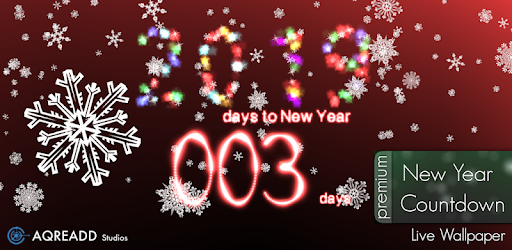 New Years countdown 2019 premium - by Aqreadd Studios - Personalization Category - 2,407 Reviews - AppGrooves: Discover Best iPhone & Android Apps & Games