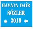 Hayata Dair Sözler 2018 icon