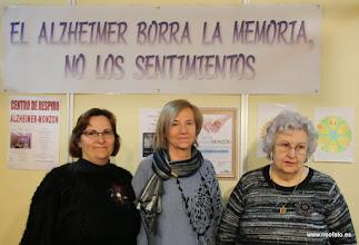 Photo: Monzón: II Feria de Asociaciones. Asociación Familiares enfermos de Alzheimer