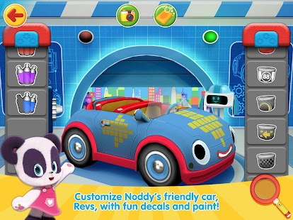 Noddy Toyland Detective- screenshot thumbnail