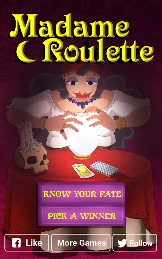 Madame Roulette- screenshot
