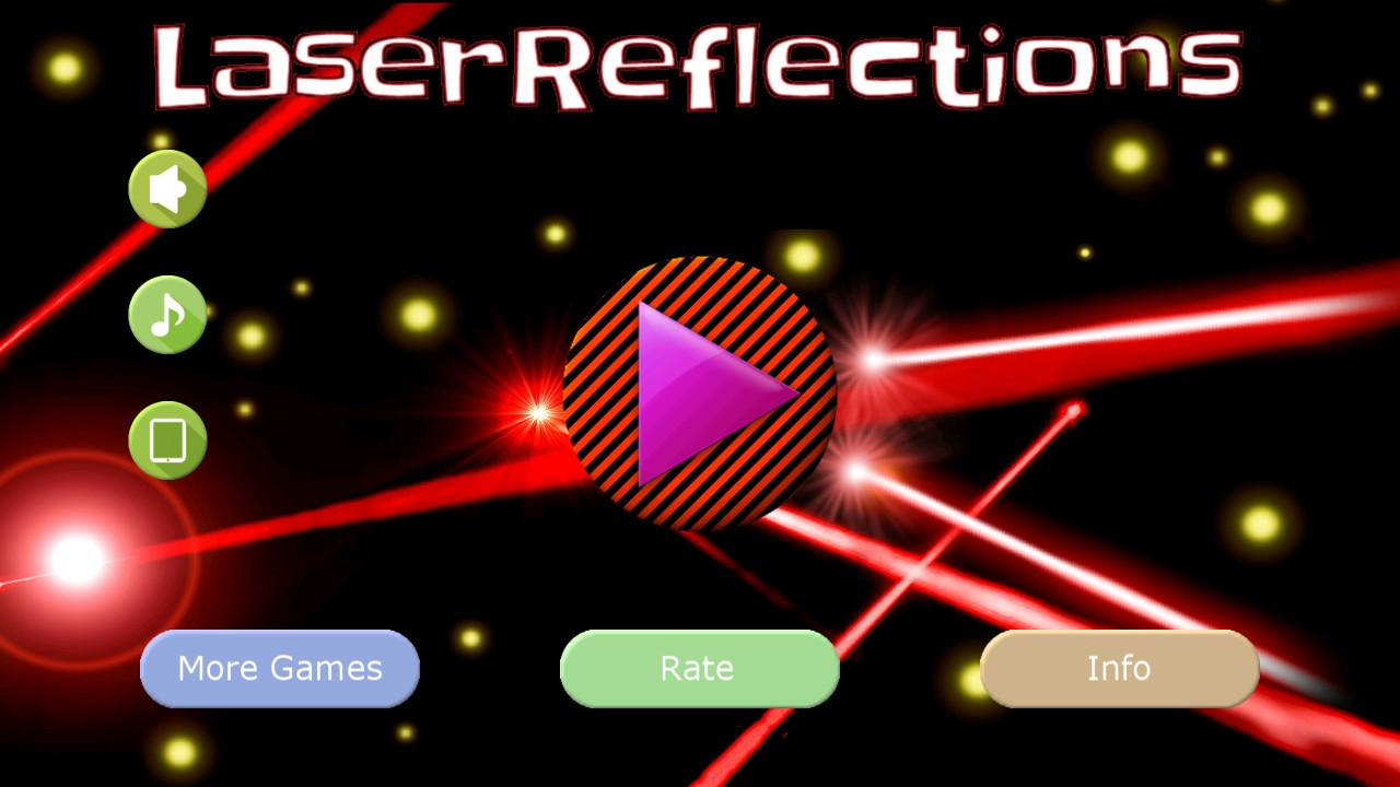 Laser Reflections- screenshot