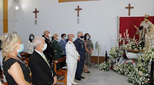 La Armada y Pescadería festejan a su Patrona, la Virgen del Carmen