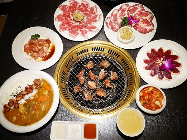 九犇日式燒肉-彰化日式燒肉  套餐式燒肉一次品嘗多種新鮮肉品  還提供包廂座位  適合多人聚餐餐廳@