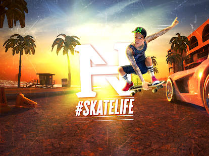 Nyjah Huston: #Skatelife- screenshot thumbnail
