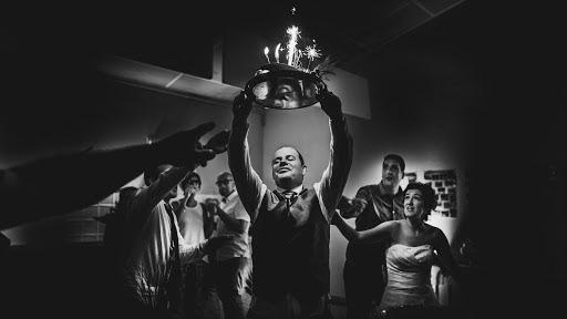 Wedding photographer Garderes Sylvain (garderesdohmen). Photo of 01.09.2015