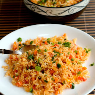 Fried Rice With Gravy Recipes