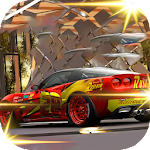 Speed Lightning Mcqueen Racing Car Icon