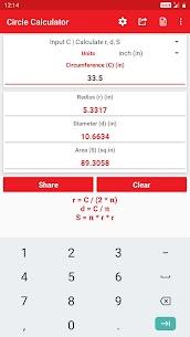 Circle Calculator 4
