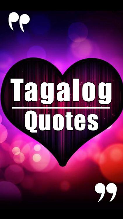 tagalog hugot pinoy bisaya love quotes editor android