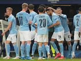 Premier League: les chiffres du sacre de Manchester City