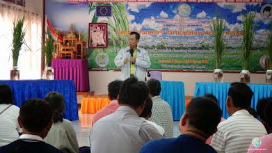 Photo: Training Session ToT3 Tron, Uttaradit