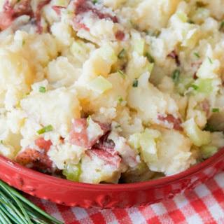 Red Potato Salad with Sriracha Vinaigrette