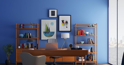 Uncomplicated Steps For Creating The Perfect Home Office Space