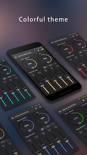 Bass Booster & Equalizer 1.2.0 screenshots 4