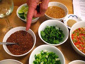 Photo: 'that's 2 handfuls of chillies'
