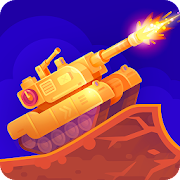 Download Game Game Tank Stars v1.4.7 MOD FOR ANDROID | UNLIMITED COINS | UNLIMITED GEMS | GOD MODE | AD REMOVE APK Mod Free