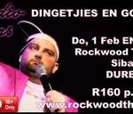 Radio Raps : Rockwood Theatre at Sibaya, Durban : 2 Februarie : Rockwood Theatre Sibaya