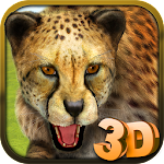 Cheetah Simulator 3D Attack 1.0.6 Apk