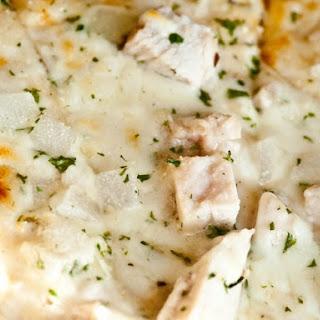 Boursin Chicken Pizza Recipe