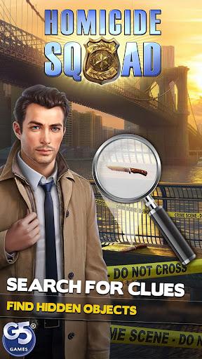 Homicide Squad: Hidden Crimes  screenshots 1