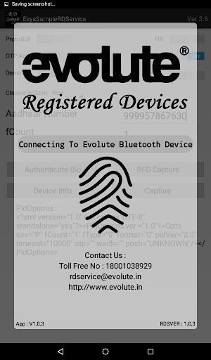Evolute RD Service 1.0.5 com.evolute.rdservice apkmod.id 4