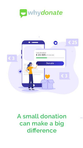 Whydonate - #1 fundraising platform in Europe ss3
