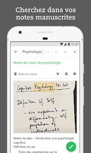 Evernote Capture d'écran