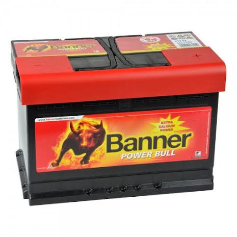 Banner Power Bull 12v 74Ah