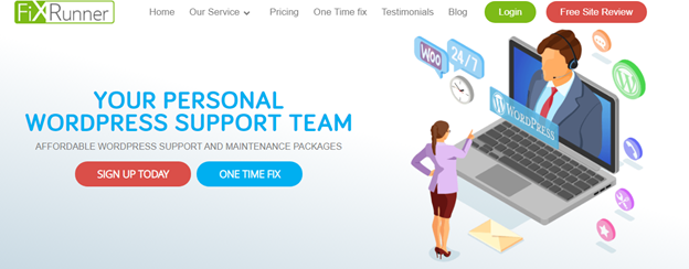Top 5 WordPress Website Maintenance Services
