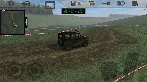 Russian SUV screenshot