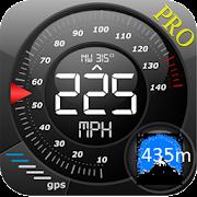 Speed-Detect : Speedometer / Altimeter/GPS Compass