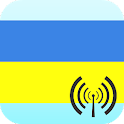Ukrainian Radio en ligne icon